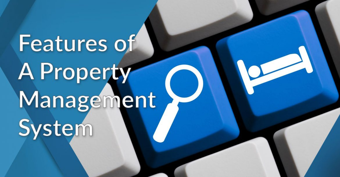 What is a property management system, and what are its benefits?