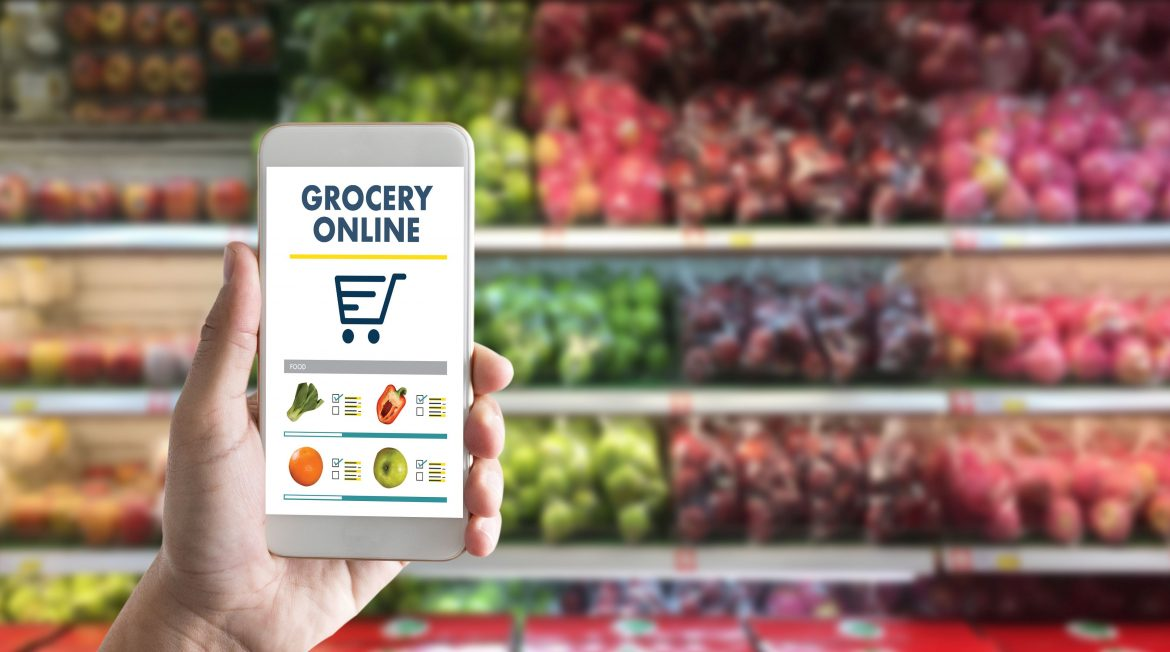 What are the outstanding online grocery shopping facilities?